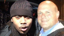 Nas -- Promoter Can't Sue Me For Kidnapping ... It's His Own Fault