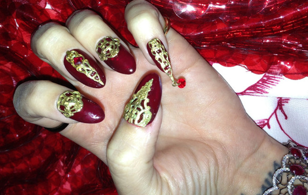 Guess the Amazing Celebrity Nail Art!