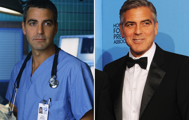 George Clooney Turns 52 -- See More Men of the '90s Then & Now!