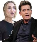 Charlie Sheen-Brooke Mueller Kids: Fighting For the Kids