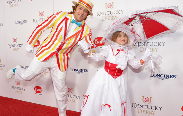 Anna Nicole Smith's Daughter Dannielynn: See Her Mary Poppins Costume!