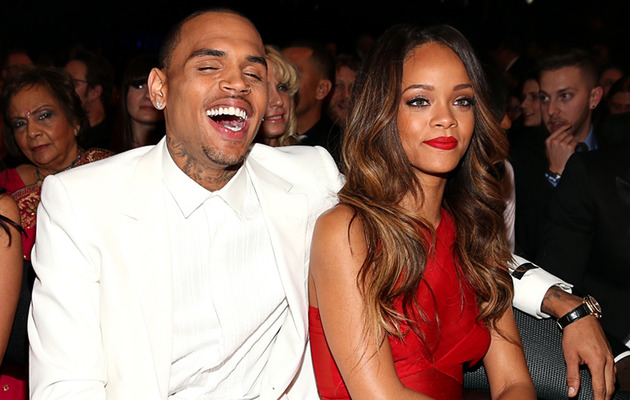 Chris Brown, Rihanna Breakup -- Brown Confirms Split, Talks Nude Photos