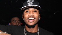 Trey Songz -- Walkz After Alleged Strip Club Money Attack