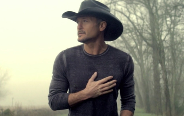 """Tim McGraw & Taylor Swift Debut Tear-Jerking Video for """"Highway Don't Care"""""""