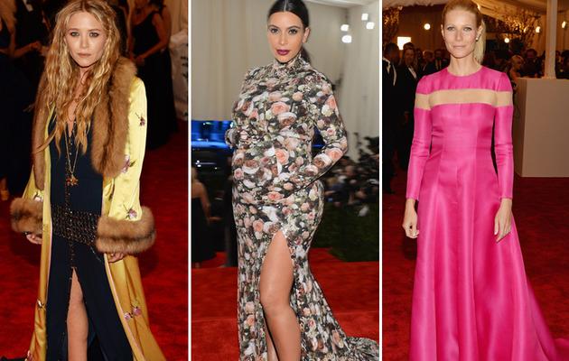 2013 Met Gala -- Worst Dressed Stars!
