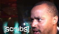 Donald Faison Sued By Agents -- You Made $75k Per Ep on 'Scrubs' ... So Pay Us!