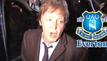 Sir Paul McCartney -- Save Our Soccer Team!