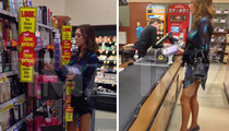 Farrah Abraham -- Worried She Could Get Pregnant THAT Way