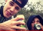 Justin Bieber -- BEER ME [Photo]