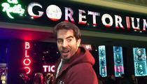 Eli Roth's Goretorium -- Haunted House Sued For Alleged STIFFING