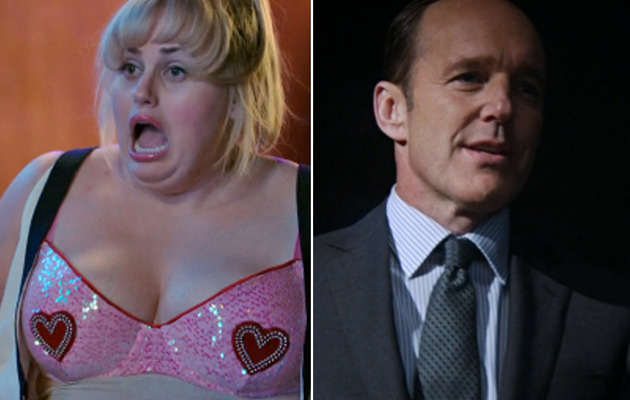 """See Rebel Wilson & """"Marvel's Agents of S.H.I.E.L.D."""" TV Trailers"""