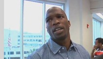Chad Johnson -- Warrant Issued for ex-NFL Star's Arrest