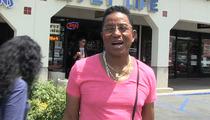 Jermaine Jackson -- SHOCKED Over Nephew Taj's Molestation Claims