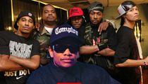 Bone Thugs-n-Harmony -- AIDS Is Crippling Eazy-E's Legacy