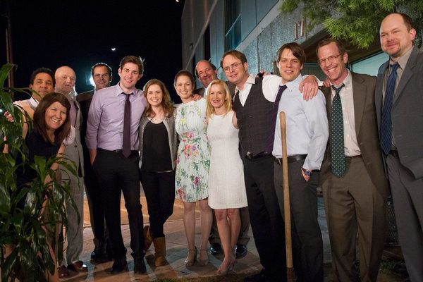 """The Office"" Series Finale -- How'd It All End?"