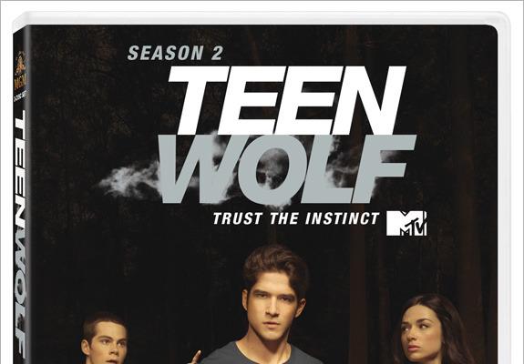 """Teen Wolf"" Season Two DVD Giveaway!"