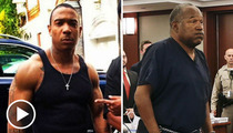 Ja Rule to O.J. Simpson -- This is How You Get YOKED in the Pen