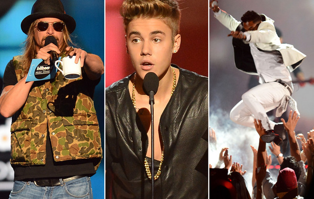 Billboard Music Awards: 5 Biggest WTF Moments!
