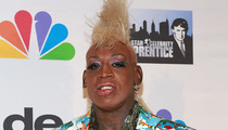 Dennis Rodman -- The Apprentice Is a DRAG!