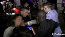 Paris Hilton's BF -- SHOVES FEMALE FAN at Cannes Film Festival