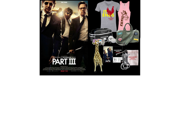"You Can Win a ""Hangover III"" Prize Pack!"