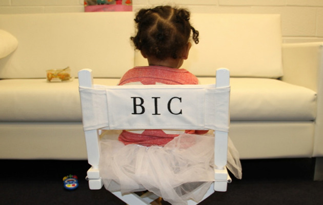 Beyonce Shares Adorable New Photo of Blue Ivy