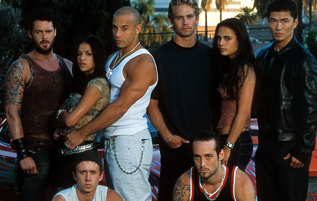 """The Fast and the Furious"" Cast -- Then & Now"
