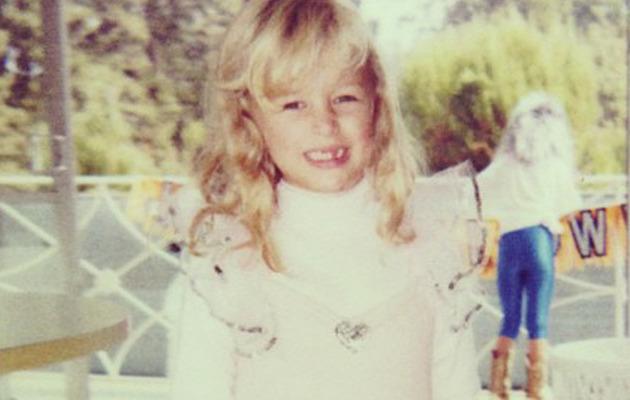 Throwback Thursday: Paris Hilton Shares Adorable Childhood Pic!