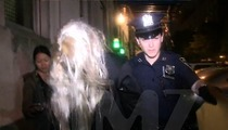 Amanda Bynes -- Arrested for Marijuana Possession and Bong Tossing [VIDEO]