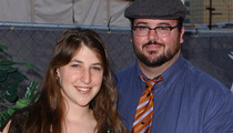 Mayim Bialik -- Divorce Finalized ... The Valley Divided!