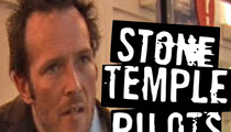 Stone Temple Pilots Sues Scott Weiland -- You Torpedoed Our Tour