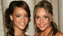 Amanda Bynes BLASTS Rihanna on Twitter -- 'Chris Brown Beat You Because You're Not Pretty Enough'
