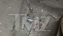 Amanda Bynes Apartment -- It Looks Like A Shattered Bong? [Photo]