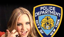 NYPD to Amanda Bynes -- No One Slapped Your Vagina