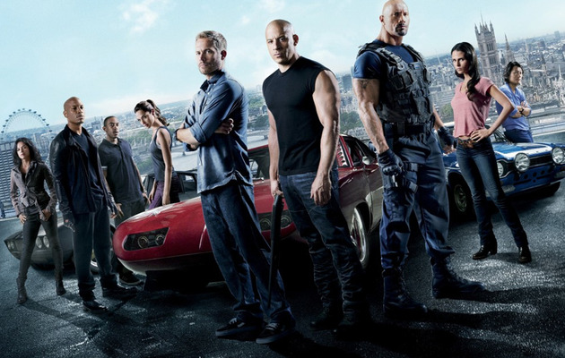 "Production Officially Halted on ""Fast & Furious 7"""
