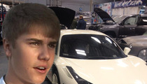 Sheriff's Dept. Believes Justin Bieber was the Speed Demon