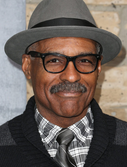 Michael Dorn resurfaced looking out of this world.