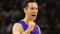 Steve Nash to Judge -- I Have NO PLANS to Retire