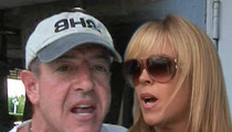 Dina & Michael Lohan's Truce Is OVER -- Explosive Fight in L.A.