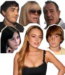 Lohan Family Values