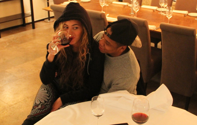Beyonce Responds to Pregnancy Rumors with New Photo