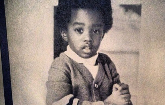 Flashback Friday: See Diddy as an Adorable Little Boy!
