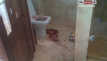 Oscar Pistorius Murder Scene -- Bloody Photos Surface