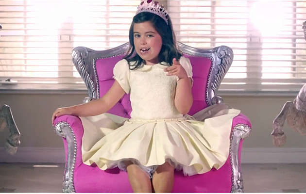 Sophia Grace Music Video: Quite Possibly The Most Disturbing Thing You'll Watch Today