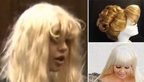 Amanda Bynes -- Pretty, Pretty Princess Wigs