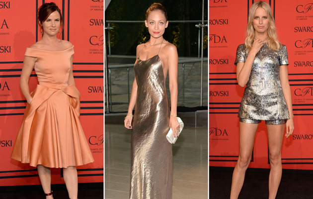 Nicole Richie, Juliette Lewis Stun at 2013 CFDA Awards