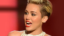 Miley Cyrus -- NOT Singing About Ecstasy ... Says Producer