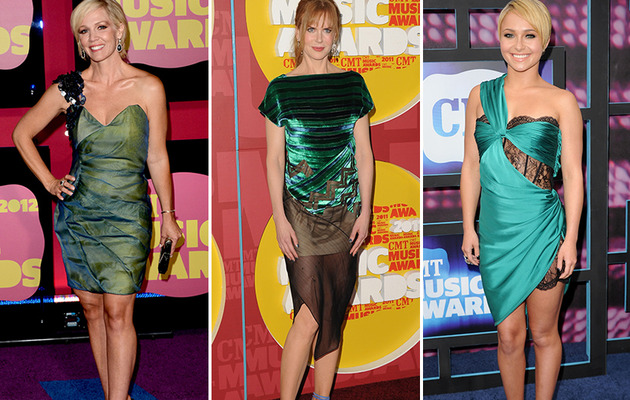 Worst Dressed Stars of CMT Awards' Past!