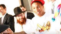 Pharrell's Big Fat Jewish Wedding!