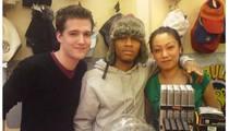 Bow Wow Hits Legendary Amsterdam Pot Shop